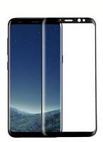 Защитное стекло 3D для Samsung Galaxy S6 Edge Plus G928 цветное черный