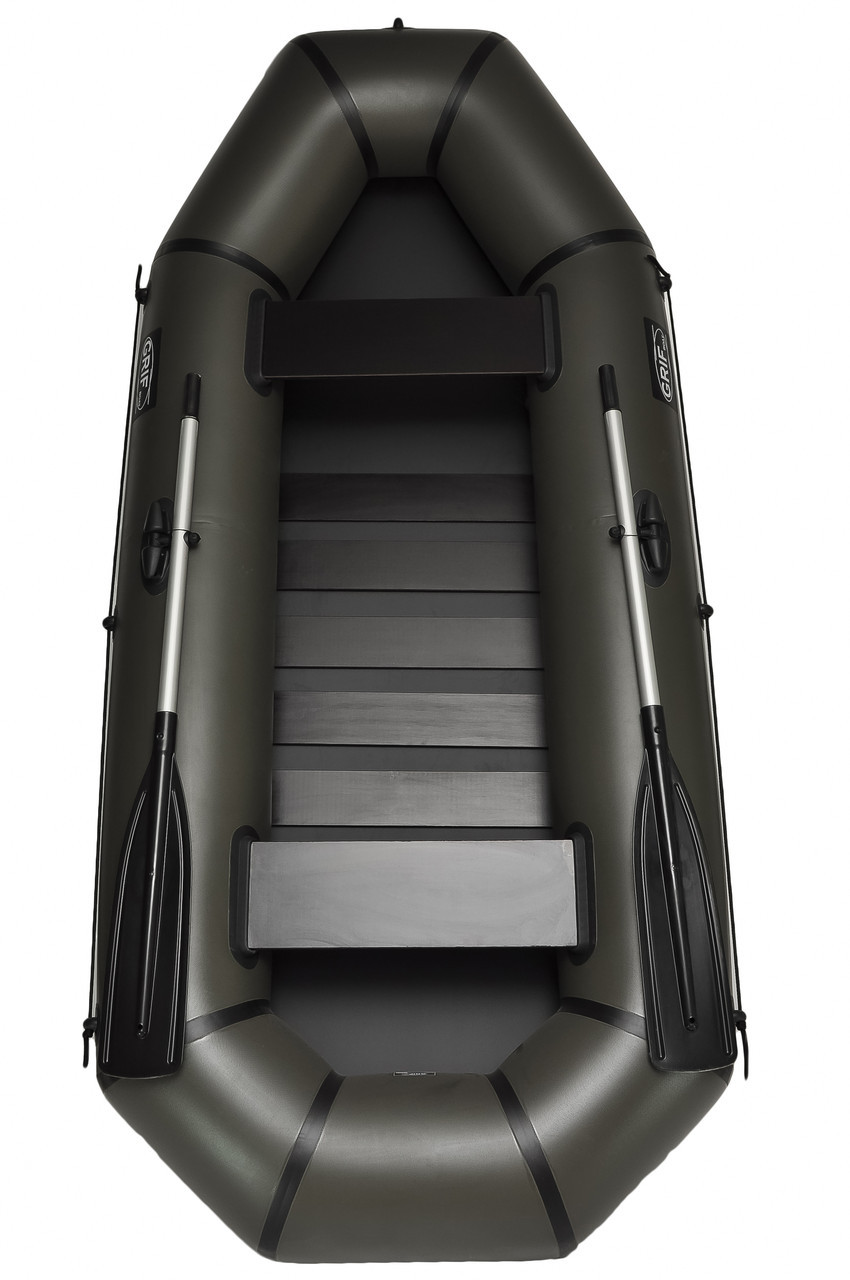 Лодка пвх надувная двухместная Grif boat GH-270LS