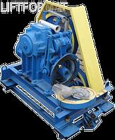 Лебедка лифтовая 320/400 кг., 0.71м/с., КВШ ф 770 мм. Могилевлифтмаш. Запчасти и комплектующие к лифтам.