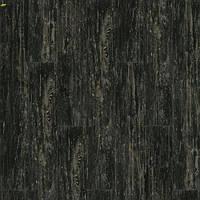 Кварц-виниловая плитка LG Decotile Сосна окрашенная черная DSW 2367