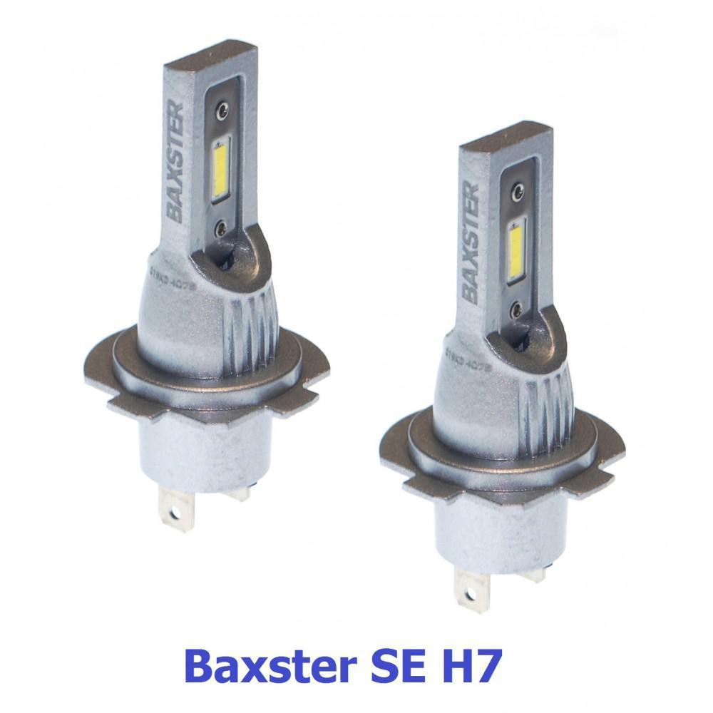 Світлодіодні LED лампи Baxster SE H7 6000K