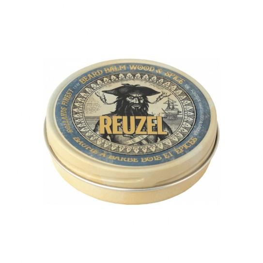 """Бальзам для бороды """"Дерево и специи"""" Reuzel Beard Balm Wood And Spice"""