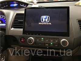 Штатная автомагнитола для Honda Civic 2005-2011 на ANDROID 8.1 2/32 Гб 4G
