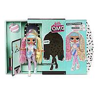 Кукла оригинал большая ЛОЛ ОМГ Кендилишис Леди Бон Бон  Сюрприз LOL Surprise OMG S2 Candylicious Doll 565109