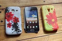 """Чехол Samsung i8160 """"Весеннее настроение"""""""