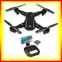 Phantom D5HW Tomito drone складной квадрокоптер дрон D5H с WiFi и камерой | AG380005