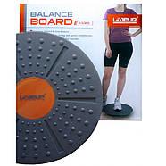 Балансувальна платформа LiveUp Balance Board, фото 3