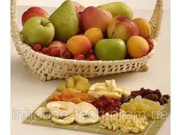 Сушка овощей и фруктов.