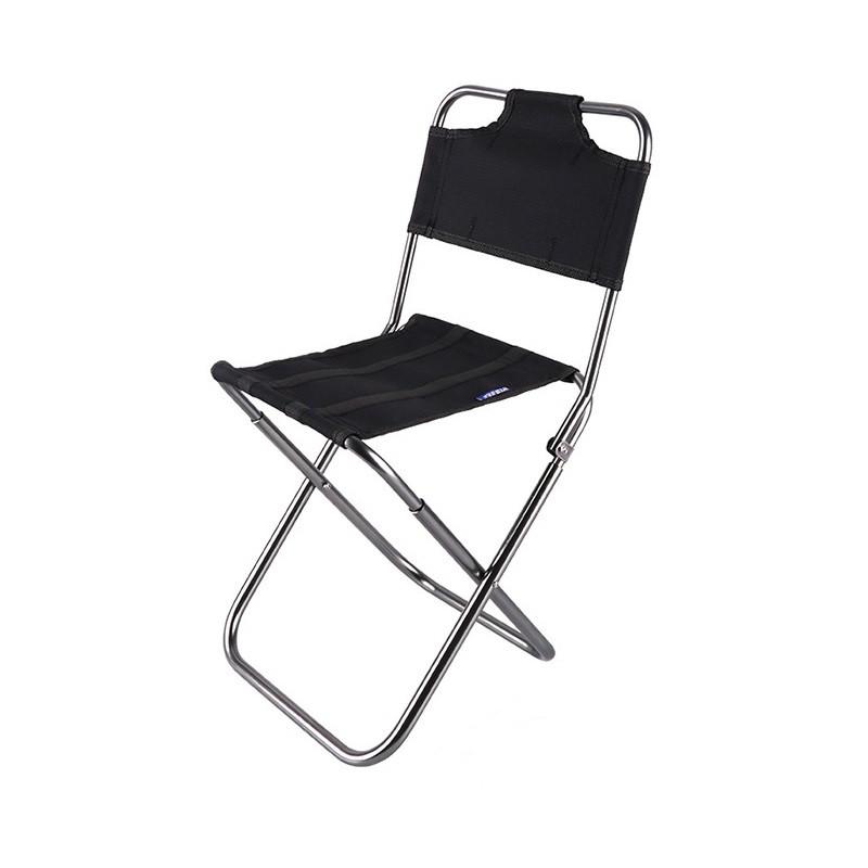 Складаний стілець туристичний легкий і компактний
