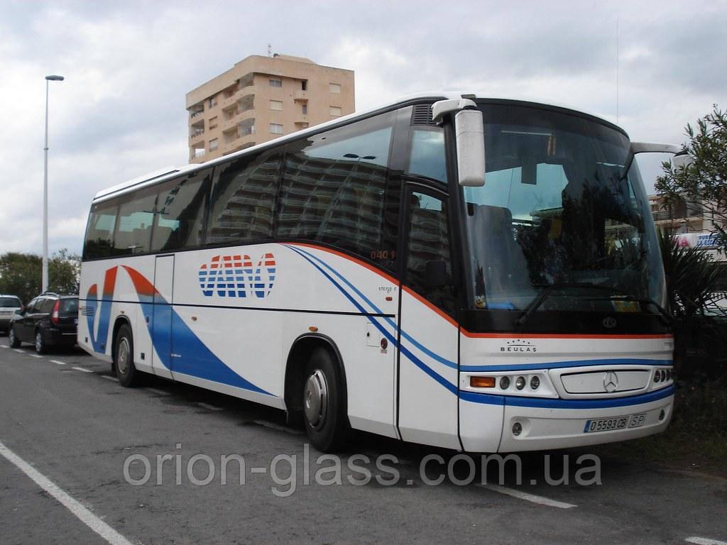 Лобовое стекло на Мерседес O 303/ O 404-15R Beulas Stergo E