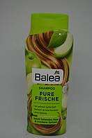 Шампунь Balea Pure Fresh с ароматом зеленого яблока, 300 мл