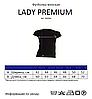 Женская футболка JHK TSRL PRM цвет темно-серый (GM), фото 2