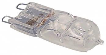 Лампа галогеновая термостойкая G9 +300°C (40W / 230V) для пекарских печей и пицца-печей