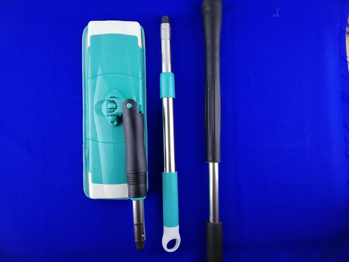 Швабра с поворотной ручкой Titan Twist Mop