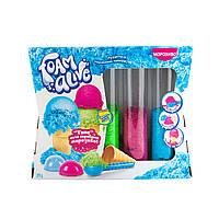 Воздушная пена Foam Alive для детского творчества - Мороженое (5907)