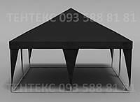 "Палатка уличная ""Пирамида 5х5""  - Чёрная, фото 1"