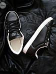 Чоловічі кросівки Philipp Plein (чорні) 076PL, фото 6