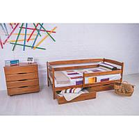 Кровать Олимп Марио детская массив бука 800х1900
