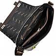 Кожаная деловая сумка Desisan, фото 6