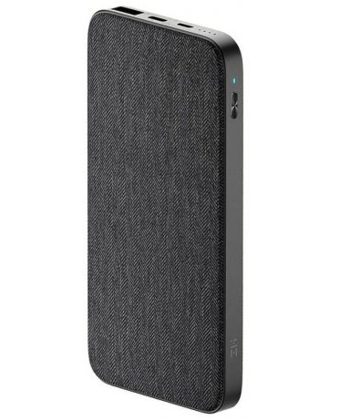 Внешний аккумулятор Xiaomi Power Bank ZMi QC 3.0 10000 mAh Type-C Grey