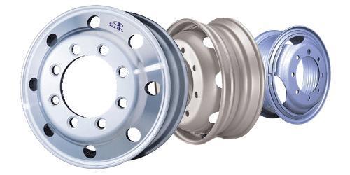 Грузовые колесные диски BTRW