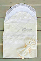 Летнее одеяло-конверт для новорожденного Flavien 1026