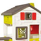 Детский игровой домик с кухней и столиком Smoby 810200 для детей, фото 2