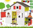 Детский игровой домик с кухней и столиком Smoby 810200 для детей, фото 7