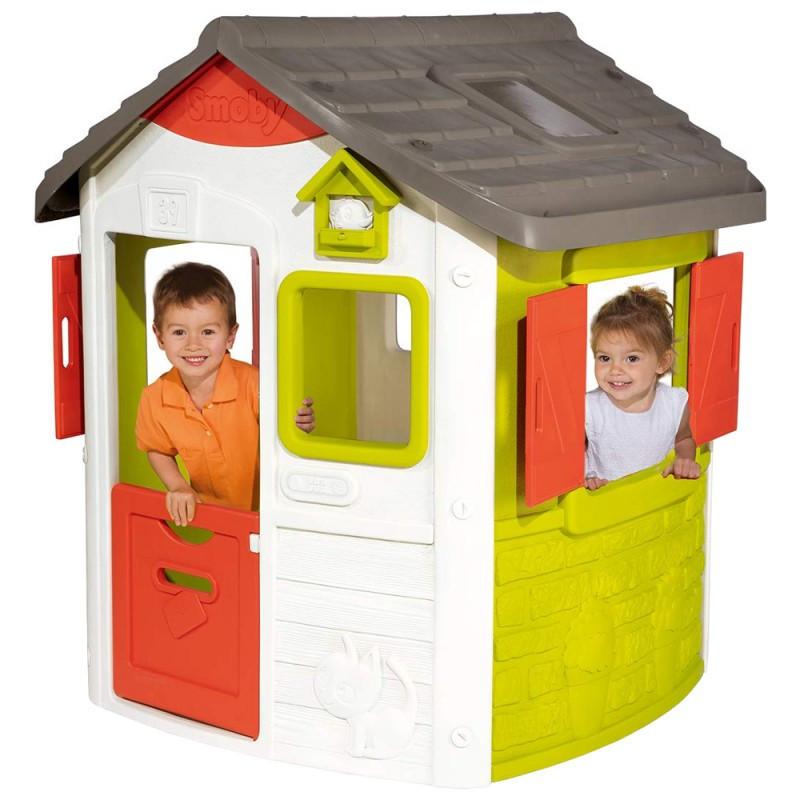 Детский игровой домик лесника Smoby Neo 810500 для детей