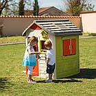 Детский игровой домик лесника Smoby Neo 810500 для детей, фото 3