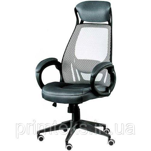 Кресло  Briz ( Бриз) grey/black