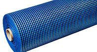 Сетка Valmiera для штукатурных работ плотность 125 гр.м2 SSA 0808 рулон 50м2 размер ячейки 8х8 мм