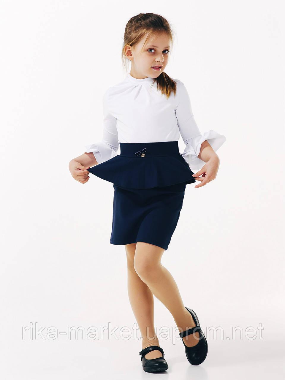 Красивая юбка в школу, ТМ Смил, 120235, возраст 11 - 14 лет