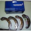Колодки CHEVROLET Aveo тормозные задние MANDO (барабанные 4 шт.)