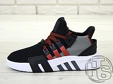 Мужские кроссовки Adidas EQT Basketball Black/White/Red BD7777, фото 3