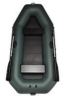 Лодка двухместная надувная пвх Grif boat G-280