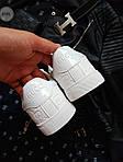 Чоловічі кросівки Gucci (білі) 072PL, фото 2