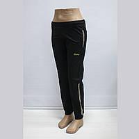 Демисезонные спортивные штаны женские под манжет эластан т.м. FORE 9707N, фото 1