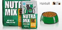 Сухой корм для кошек Nutra Mix (Нутра Микс) Hairbal выведение комков шерсти (9,07 кг)