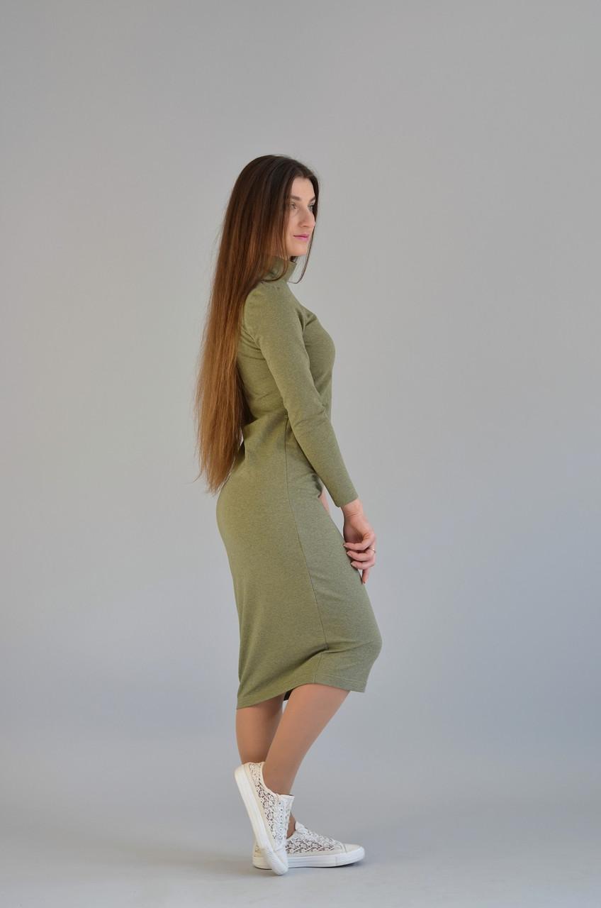 Сукня Хакі