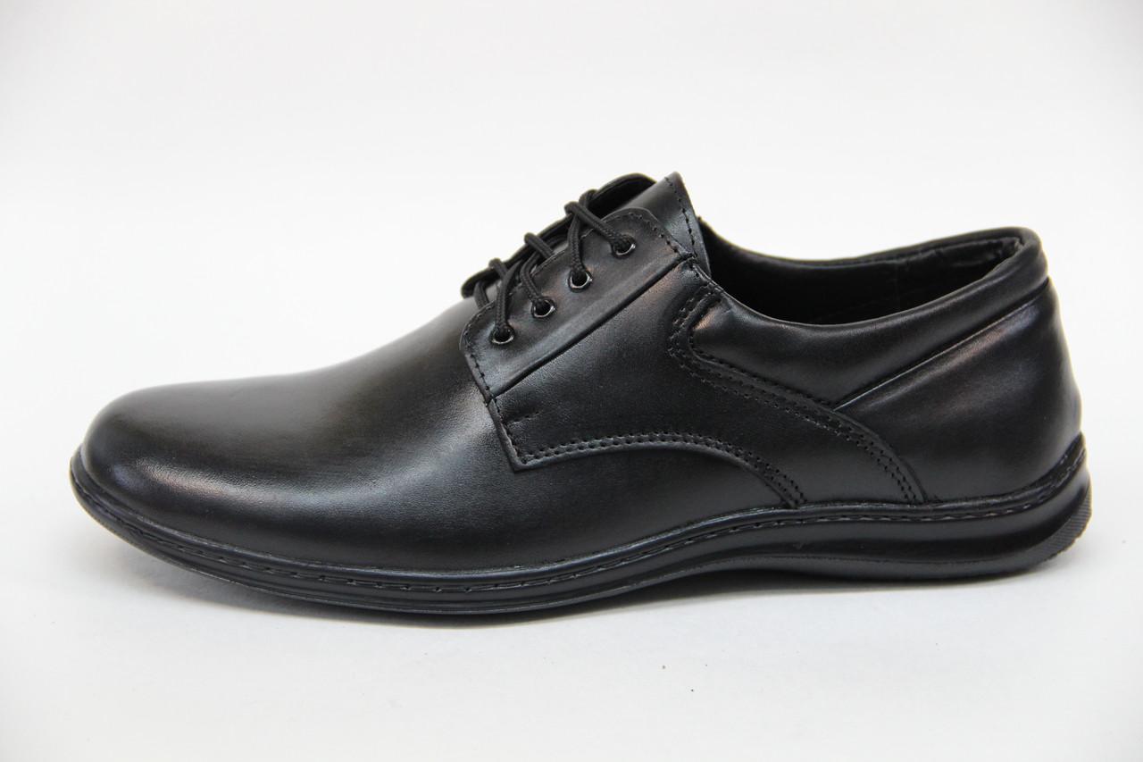 Мужские кожаные туфли Matador 5130 Ш