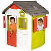 Дитячий ігровий будиночок лісника Smoby Neo 810500 для дітей