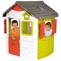 Дитячий ігровий будиночок лісника Smoby Neo 810500 для дітей, фото 1