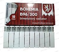 Биметаллический радиатор Bohemia B96 300/96