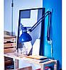 Лампа настольная IKEA TERTIAL синий 804.472.09 - Фото