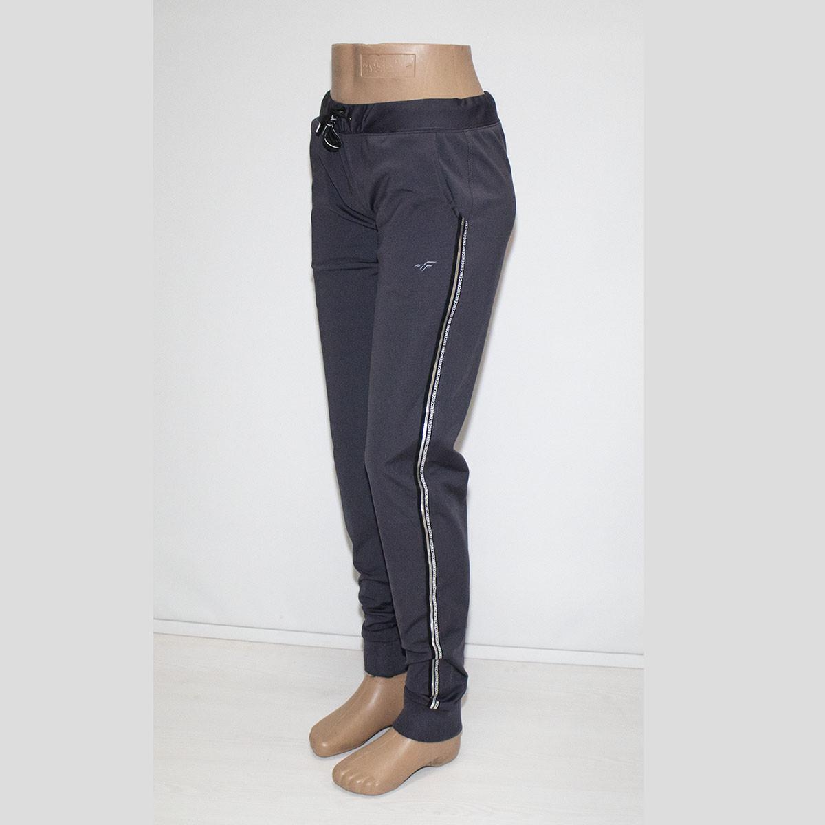 Демисезонные спортивные штаны женские под манжет эластан т.м. FORE 9707N