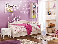 Кровать деревянная София без ящиков