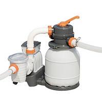 Пісочний фільтр для басейну Bestway Flowclear 58497, 5,6 м3/год