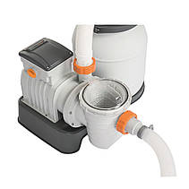 Пісочний фільтр для басейну Bestway Flowclear 58497, 5,6 м3/год, фото 2
