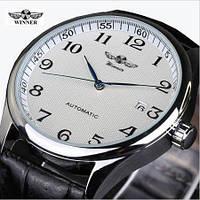 Мужские часы Winner механические с самоподзаводом